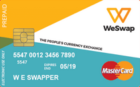 Weswap : carte bancaire prepayee rechargeable